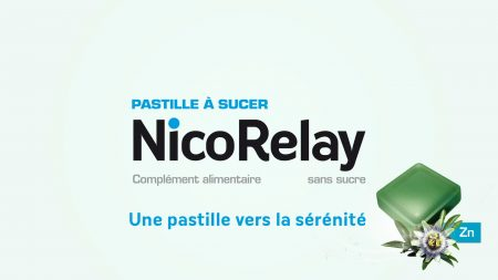 NicoRelay par Pierre Fabre. Produit par GL Events