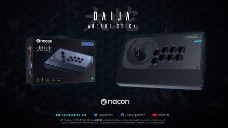 NACON – Daija Arcade Stick