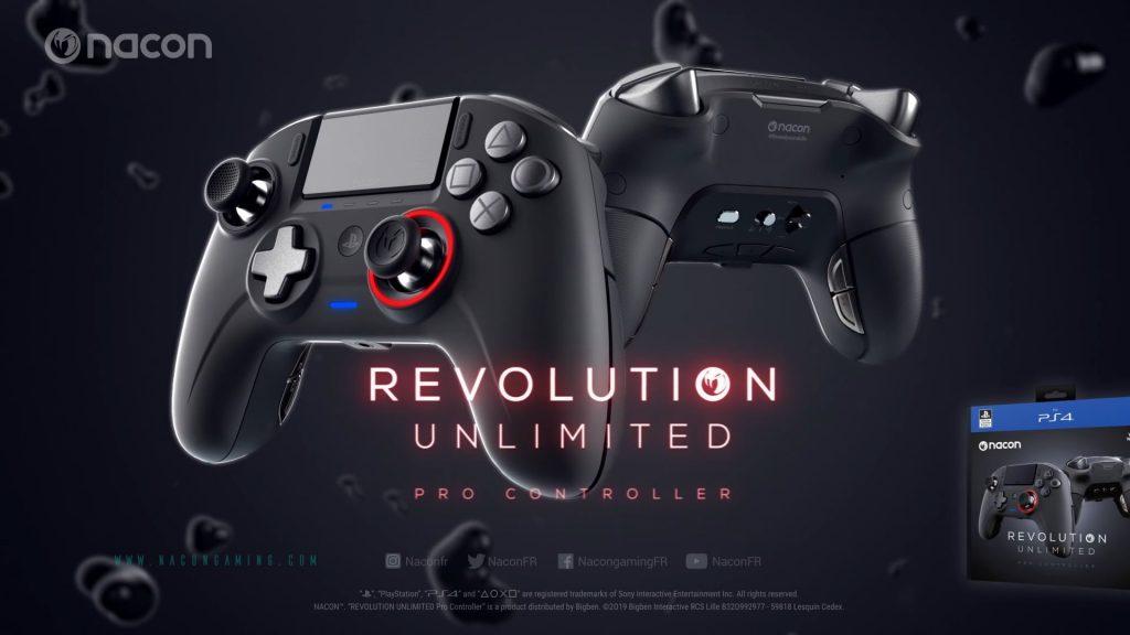 Animation 3D nacon revolution unlimited trailer