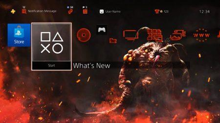 Chaosbane – Thème Dynamique PS4