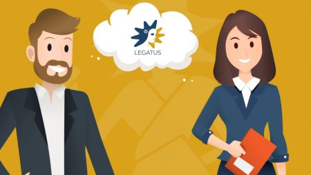 Legatus – Application pour huissier de justice