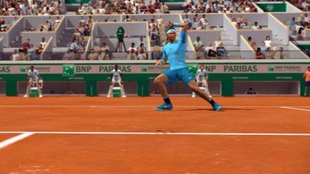 Tennis World Tour: Roland-Garros Edition – Trailer Nadal – PS4