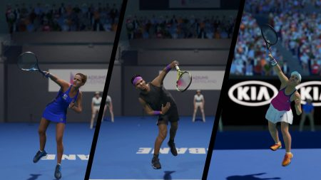 AO TENNIS 2 – Launch Trailer