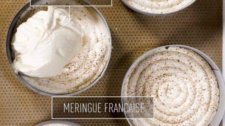 Norohy – recette meringue glacée