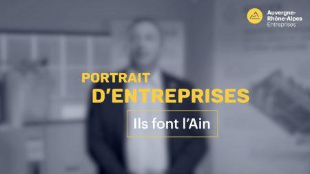 Auvergne-Rhône-Alpes Entreprises – Interviews vidéo